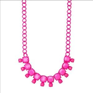 BRAND NEW Neon Pink Necklace